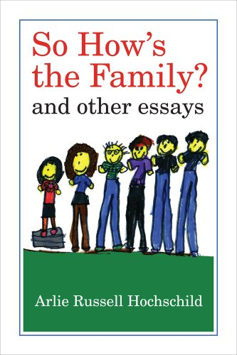 So How's the Family?: And Other Essays