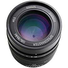 Mitakon Zhongyi Speedmaster 35mm f/0.95 Mark II Lens for Sony E Mirrorless Cameras - Black