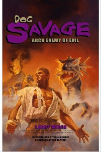 Doc Savage: Arch Enemy of Evil PDF