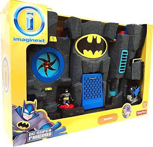 Fisher-Price Imaginext - DC Super Friends - Batcave