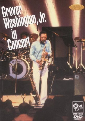 Grover Washington Jr. in Concert