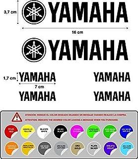 Llaveros - Keychains - Yamaha -round - blue- Motocross ...