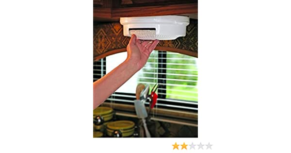 Amazon.com  Paper Plate Holder Storage Organizer Rack Dispenser Mount Under Cabinet RV Shelf  Everything Else  sc 1 st  Amazon.com & Amazon.com : Paper Plate Holder Storage Organizer Rack Dispenser ...