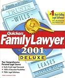 Quicken Family Lawyer 2001 Deluxe
