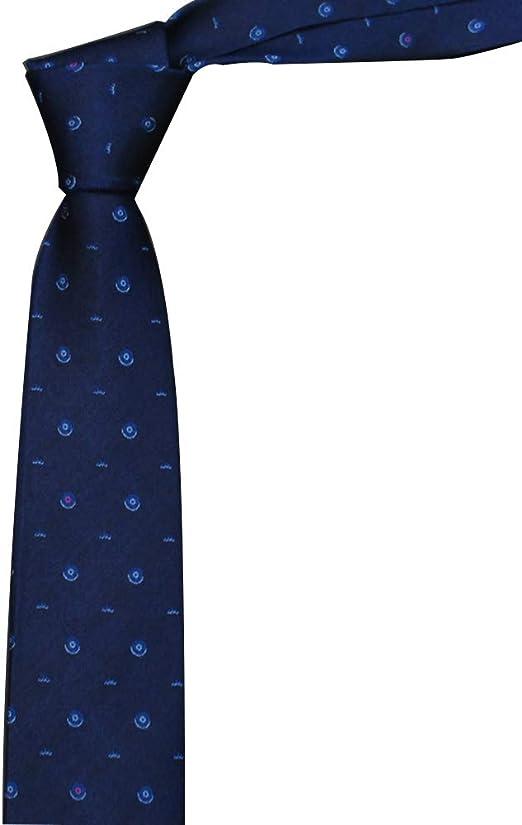 GuanBen Corbata para Hombre y Clip de Corbata para Hombre ...