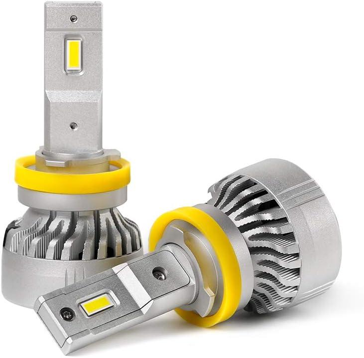 2 EA Arc Lighting 22111 Xtreme Series H11//H8//H9//H16 JP LED Bulb Kit