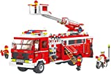 Best Little Treasures Little Builder Presents For 2 Yr Olds - Fire House - Extensive 1395 Pcs 2 in Review