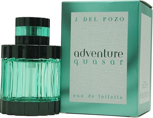 Quasar Adventure By Jesus Del Pozo For Men. Eau De Toilette Spray 2.5 (Quasar Jesus Del Pozo)