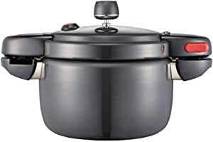 PN Poong Nyun PSPC-18C New Black Pearl 4 Cups Pressure Cooker (4 units)