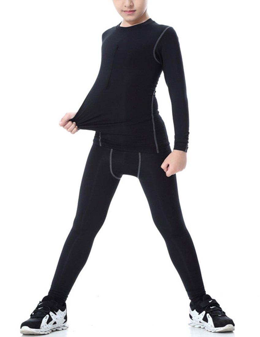 Rdruko Boys & Girls Base Layer Thermal Underwear 2