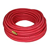 Good Year 12674 Rubber Air Hose Red, 50-Feet x 3/8-Inch