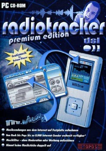 Radiotracker DSL Premium Edition