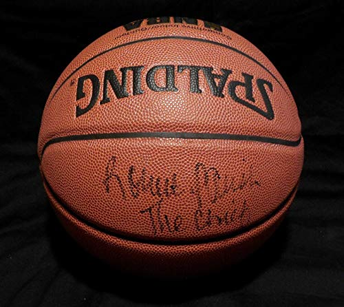 - Robert Parish Autographed Basketball (boston Celtics) - W/Coa! - Autographed Basketballs