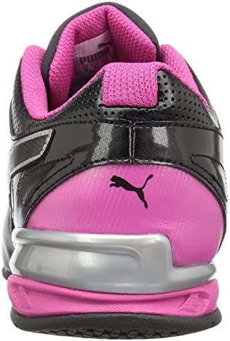 PUMA Women's Tazon 6 WN's Fm Cross Trainer Shoe, Black