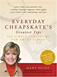 Everyday Cheapskate's Greatest Tips (Debt-Proof Living (Paperback))