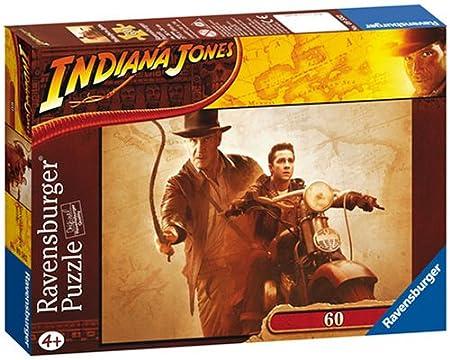 Ravensburger Indiana Jones - Puzzle (60 Piezas): Amazon.es: Juguetes y juegos