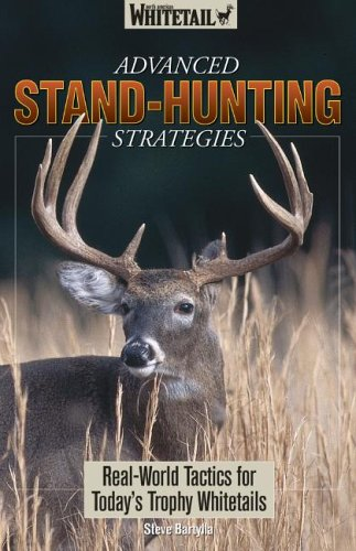 North American Whitetail Advanced Stand-Hunting Strategies Book