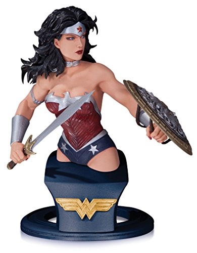 DC Collectibles DC Comics Super Heroes: Wonder Woman Bust Statue ()