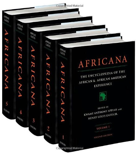 Africana: The Encyclopedia of the African and African-American Experience (5 Volume Set) -