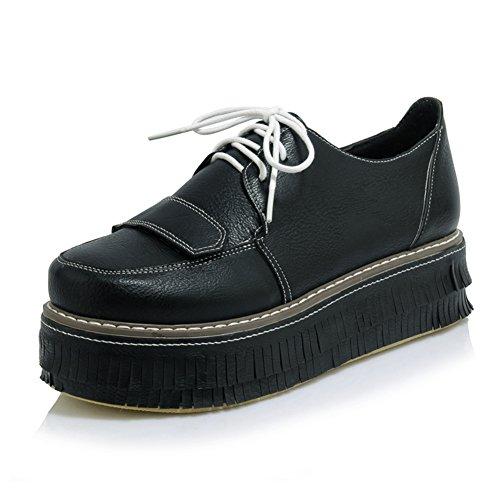 viento la B profunda bajo zapatos zapatosColegio suela boca del estudiante de y Primavera gruesa Zapatos Inglaterra otoño de de EWBqOWU6