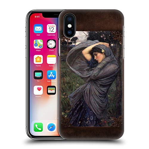 Ufficiale Brigid Ashwood Casa SullAcqua 3 Pre-Raffaelita Cover Retro Rigida per Apple iPhone X