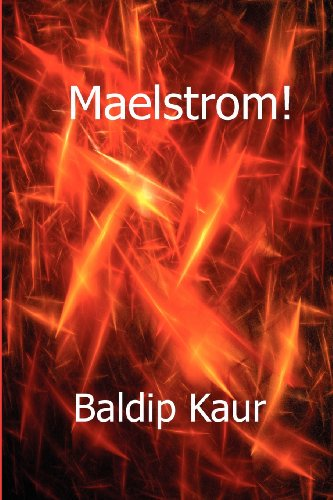 Book: Maelstrom by Baldip Kaur