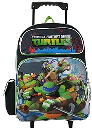 Amazon.com: ruz Teenage Mutant Ninja Turtles Large 16 ...