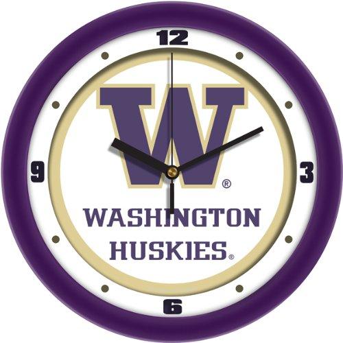 - NCAA Washington Huskies Traditional Wall Clock