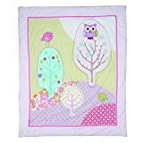Lolli Living Poppy Seed Baby Quilt%2C Lo