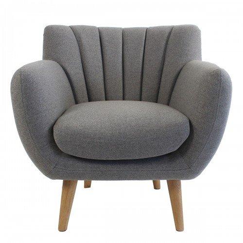 Soft altassina Silla/sofá, Estilo Escandinavo Confort (1 ...