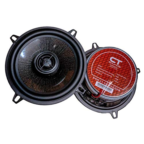 CT Sounds Strato 5.25 Inch Coaxial Car Speaker Set