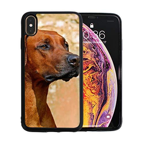 - FAJRO Dog Rhodesian Ridgeback iPhone Xs Max Case Apple Phone Case for iPhone Xs Max iPhone Xs Max Case for Women