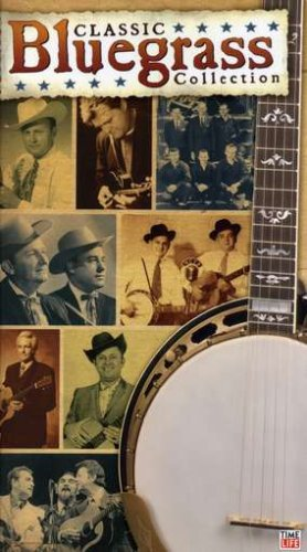 Classic Bluegrass Collection by Time Life Records