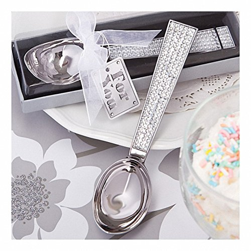 Sparkling Bling Collection Cream Scoop