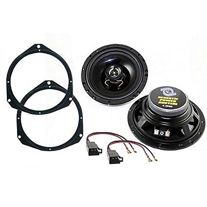 Kit Altavoces Altavoces Opel Astra H/Corsa D – 120 Watts – 16,5