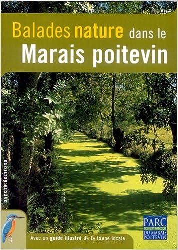 Téléchargement Balades nature dans le Marais poitevin pdf
