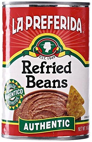 La Preferida Authentic Refried Beans - 16 (La Preferida Refried Beans)