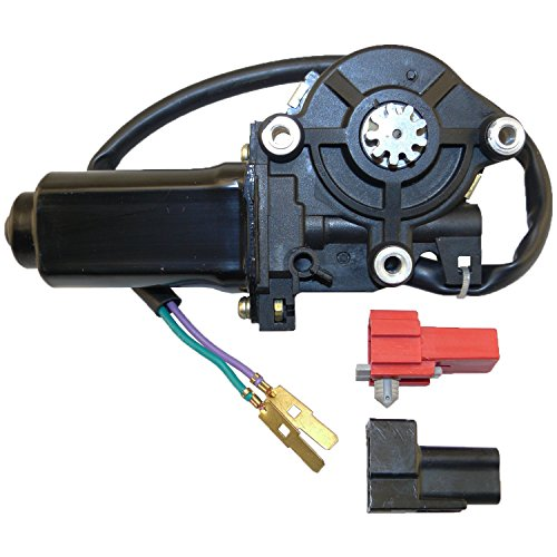 ACDelco 11M115 Professional Driver Side Power Window Motor