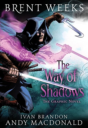 Amazon the way of shadows the graphic novel night angel the way of shadows the graphic novel night angel book 1 by fandeluxe Document