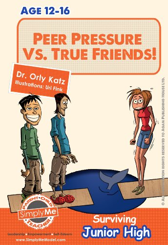 Teen Book Series: Peer Pressure vs. True Friendship!