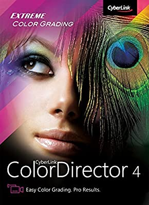 CyberLink ColorDirector 4 Ultra [Download]