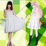 VOCALOID 2 CV03 Megurine Luka Ruka cosplay Dress One Size