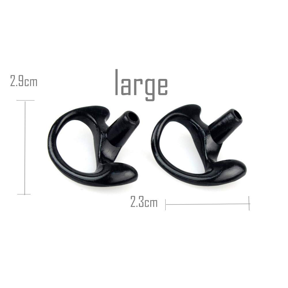 ❤️MChoice❤️Silicone Headset Earmuffs Anti-Slip Sleeve Earbuds Set Headphones Accessories