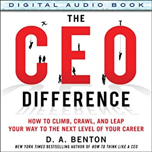 The CEO Difference Audiobook