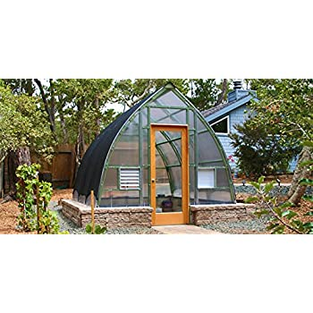 Gothic Arch Greenhouse Kits