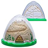 Insect Lore Ant Farm - Two Sided Ant Mountain- Includes Habitat, Sand And Voucher for Live Ants