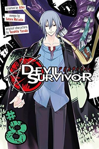 Supernatural Rpg Game (Devil Survivor 8)