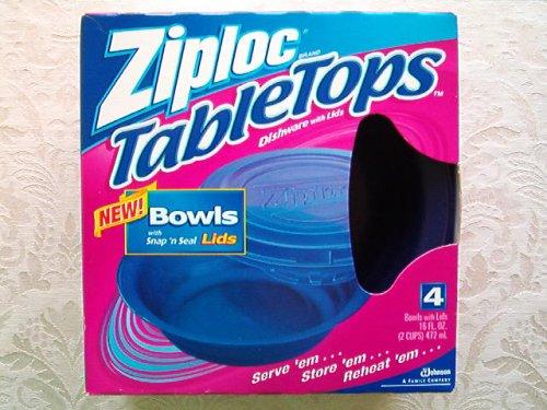 ziploc tabletops - 2