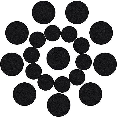 Фетровые аппликации наборы Outus Black Adhesive