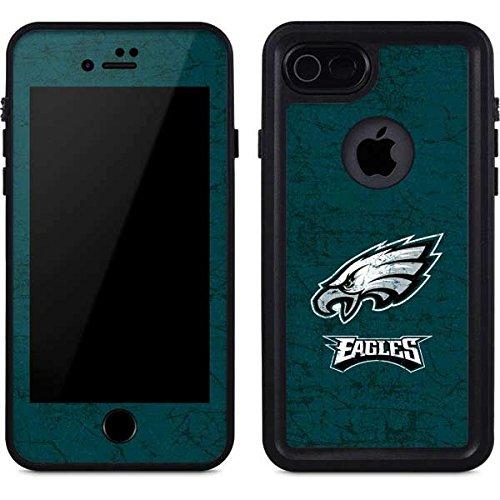 best sneakers bec6c d7d80 Amazon.com: Skinit Philadelphia Eagles iPhone 7 Waterproof Case ...